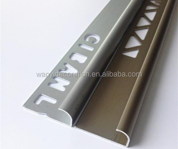 Aluminum Edge Protection : Aluminum tile edge protection trim buy