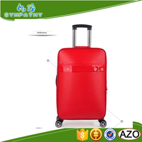polo trolley luggage with 360 degree wheel carry on luggage