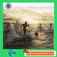 inflatable water ball new style playing football