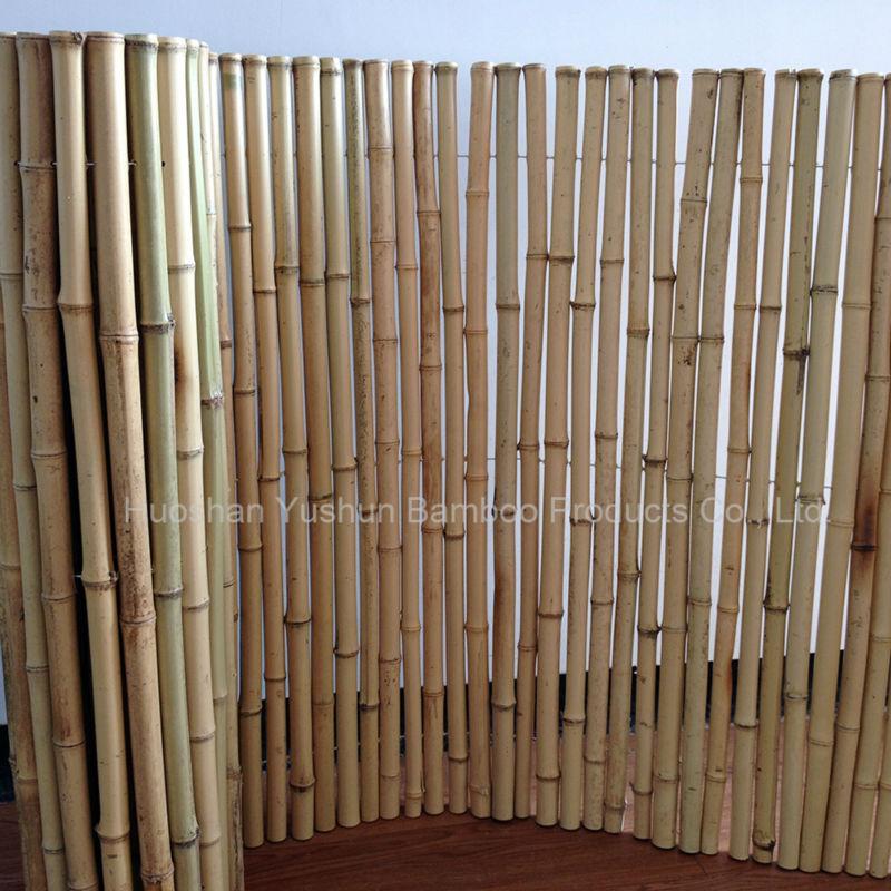100 cm x 250 cm enroulable bambou cl ture pour int rieur for Bambou en interieur