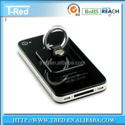 Promotion Custom Logo 360 degree Rotating Finger Holder phone anti slide accessories