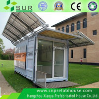 Cheap Flexible Prefab Residential Container House from Xiaoya
