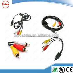 New arrival cable rca to 8mm