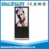 Floor standing 42 inch LCD Android multi touch screen monitor