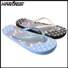 2015 new comfortable daily use sandal,fashionable blue fin flip flop