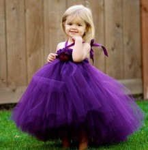 toddler party girls one piece dress for kids flower fancy dress costumes