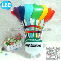 Manufacture printed inflatable colorful advertising balloon