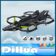 Super Ship RC Drone UFO 4.5CH 2.4GHz R/C Quadcopter with Gyro