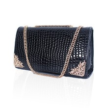PU cell phone shoulder bag for woman