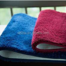 100% polyester rubber anti-slip shower mat