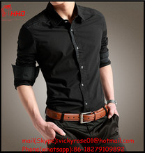 2015 outdoor fashion wear Wholesale checkout Slim Fit Casual Suit Blazers mens dress shirts models for sale