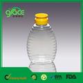 330ml botella de plástico transparente