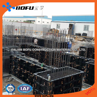BOFU concrete formwork system, construction formwork, save labor and time to reduce average cost