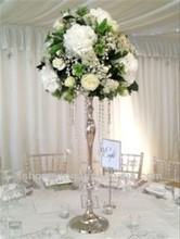 High quality wedding centerpiece for weddiing and party decoration,flower vase
