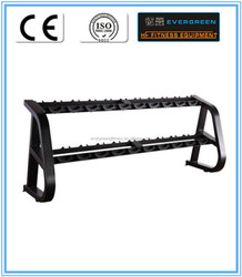 high quality indoor exercise equipment / exercise machine / Dumbell Rack HP-31