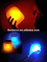 solar sun&moon jar led light SO6201