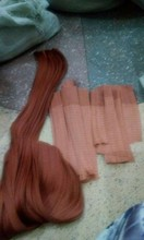 Offgrade tire cord fabric nylon & polyester fabric