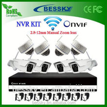 8CH WIFI NVR Kit,battery powered wireless ip camera,digital slr camera,dvr surveillance system