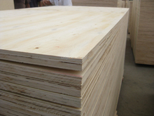 Low Price Hardwood Core Commercial Plywood sanded two Face