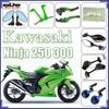 For Kawasaki Ninja 250 300 Unique Motorcycle Parts Accessories