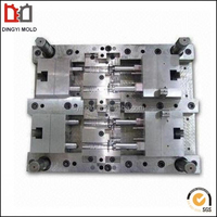 China cheap plastic bumper injection mould