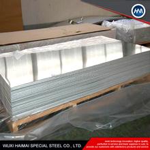 316l Satin Finish Stainless Steel Sheet