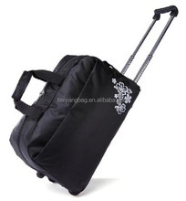 2015 trolley duffle bag for travel