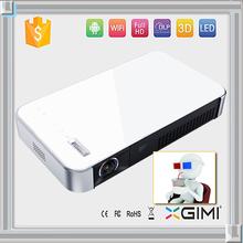 3D Mini teléfono móvil pantalla de proyección LED proyector resolución 1280*800 300 pulgadas