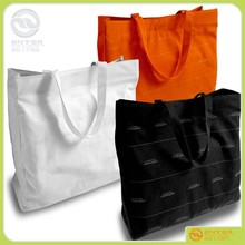 Canvas tote bags nature color /cotton canvas tote bags with logo printed