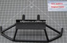 Heavy-Duty Steel Tube Front Bumper Welding for Axial SCX-10, Dingo, Hon