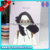 Cartoon design leather Tablet PC case for ipad mini Cartoon design leather Tablet PC case for ipad mini