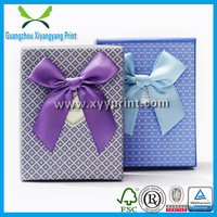 Best price custom paper cardboard packing box gift boxes wholesale in Guangzhou