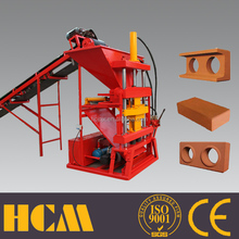 Hot sale clay brick machineEco premium 2700 automatic most profitable products block machine