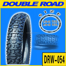 Factory price for motorcycle tire size 275-21 with favourable price