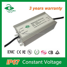 ce approved constant voltage 12v led driver meanwell