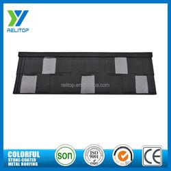 Zinc coated steel roof tile/stone coated metal roof tile