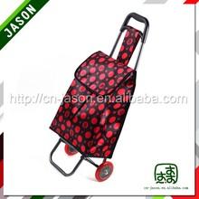 wholesale folding shopping cart fancy laminated shopping bag