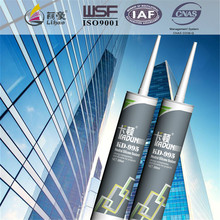 strong bonding, curtain wall usage neutral weather silicone structural sealant