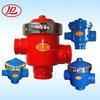 """Easy using DN125 5"""" 24v solenoid valve water controller for flow control with Best Service"""