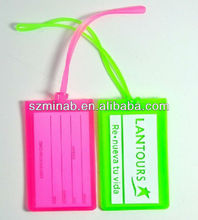 High quality colorful Silicone name card cover/ bag ID card cover