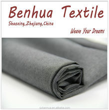 Two-tone Polyester Rayon Twill Spandex Suit Fabric For Men