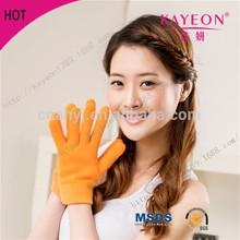 durante la noche la humedad guantes guantes exfoliantes crema
