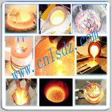 Energy saving induction melting furnace, electric smelting furnace for copper/platinum/iron/steel/aluminum