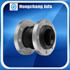 Oil resist rubber bellows/expansion joint /galvanized rubber expansion joint