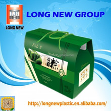 High quality Disposable corrugated paper box packaging