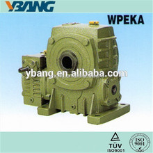 380v 50hz AC Motor Big Ratio Gearbox For Sale