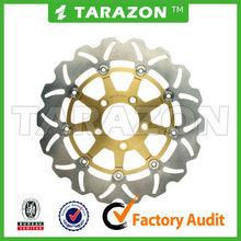 wave floating brake disc rotor for Suzuki DL V-STROM (WVBS/e4/0412) 1000CC