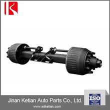 Best quality German type trailer axle wholesale