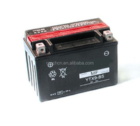Super CCA Maintenance Free Motorcycle Battery YTX9-BS for Motorcycle & Street Bike