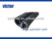 steel reinforced rubber strips